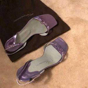 Purple Sandler's Sigerson Morrison
